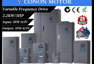 2.2kw/3HP 5A 415V AC 3 phase variable frequency drive inverter VSD VFD Lathe