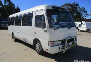 Toyota 2002   Coaster 50 Series