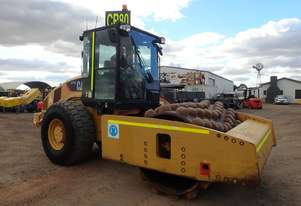 Caterpillar CP76 Padfoot Roller