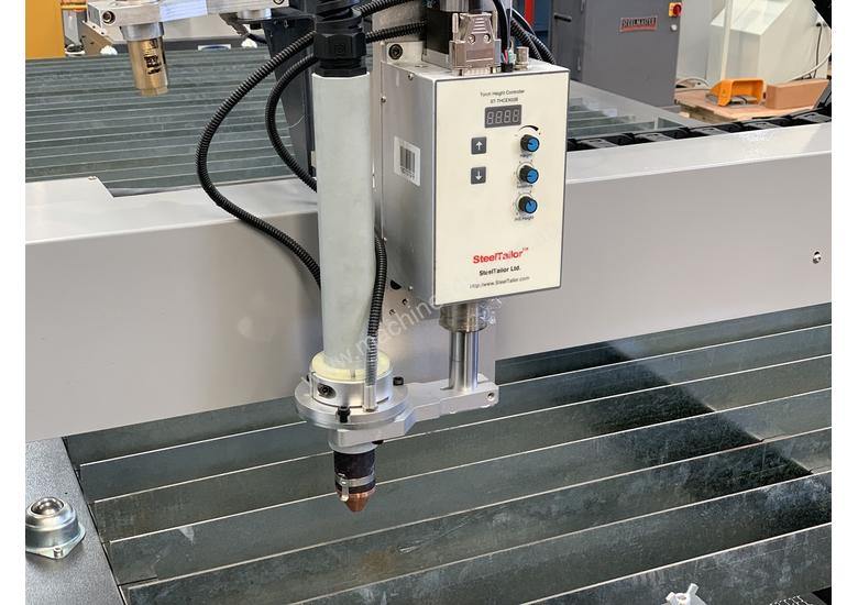 CNC Plasma Oxy Combo With Fastcam Offline Software Package & More
