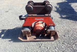 Pneuvibe CP301 Excavator Compaction Plate