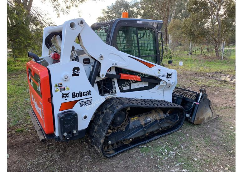 Bobcat T595 Track loader for sale