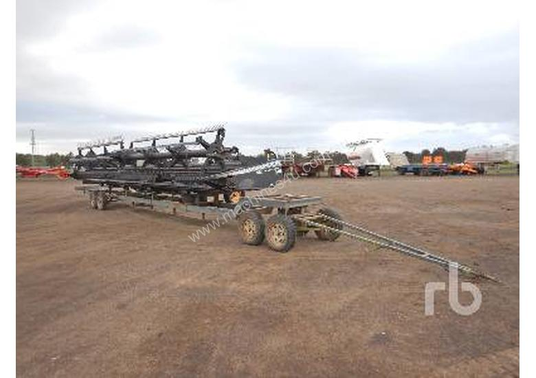 Used 1999 macdon 962 Combine Harvester in , - Listed on