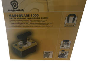 Welders Magnetic Square Magswitch Magsquare 1000 (Fixed Angle) 8100099