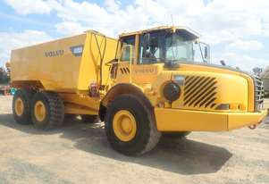 Volvo   A30D Water Truck