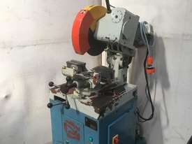Fong Ho FHC-350D Cold Saw, pedestal mounted - picture0' - Click to enlarge
