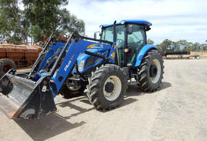 New Holland TD5.110 FWA/4WD Tractor