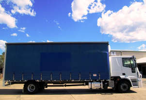 Iveco EuroCargo Curtainsider Truck