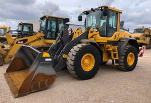 Volvo 2016   L90H Wheel Loader