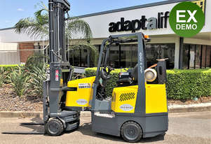 Ex Demo 2.0T LPG Narrow Aisle Forklift