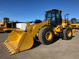 2018 Caterpillar 950GC Wheel Loader - picture0' - Click to enlarge