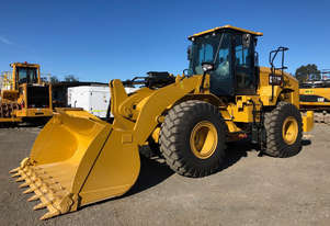 2018 Caterpillar 950GC Wheel Loader