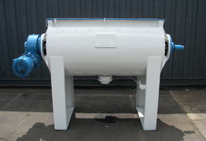 Large Industrial Stainless Ribbon Mixer - 500L
