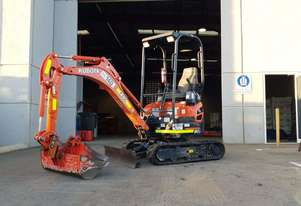 Used Kubota U17-3 Mini Excavator for sale