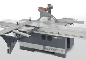 Altendorf new   F25 Panel Saw