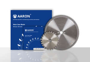 (Free Shipping) Aaron TCT Panel Saw Blade Bundle - 300mm + 120mm