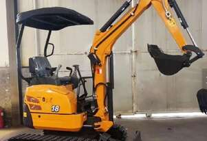 New Taskmaster for sale - Mini Excavator – 1.8 Ton 15hp Yanmar Diesel Engine TM1.8