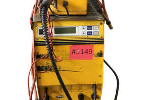 WIA MIG Welder CDT 450 Synchro Pulse SWF Industrial Duty Aluminium Welding Machine