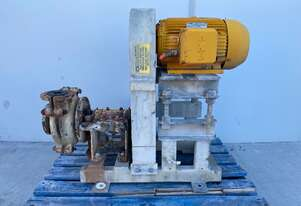 Warman   2/1.5 BAH SLURRY PUMP