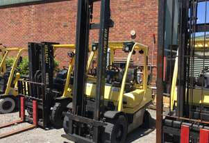 3.5T CNG Counterbalance Forklift