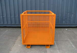 Forklift Safety Cage Platform - 1060 x 1200 x 1100mm