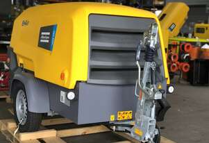 ATLAS COPCO H250 VSD ELECTRIC COMPRESSOR