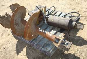 Barker HYDRAULIC AUGER DRIVE