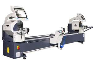 450mm large profile auto Twin Mitre saw. Terrific value