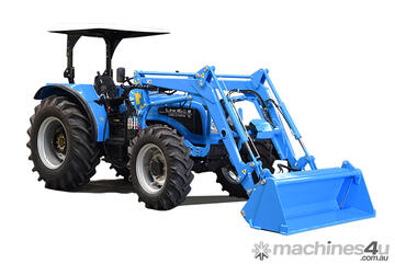 Landini Discovery 75 With Front End Loader