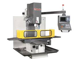 Vertical Machining Center - Tool room CNC Mill  - picture0' - Click to enlarge