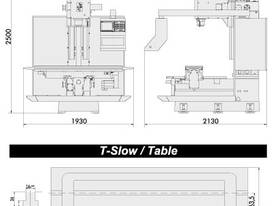 Vertical Machining Center - Tool room CNC Mill  - picture3' - Click to enlarge