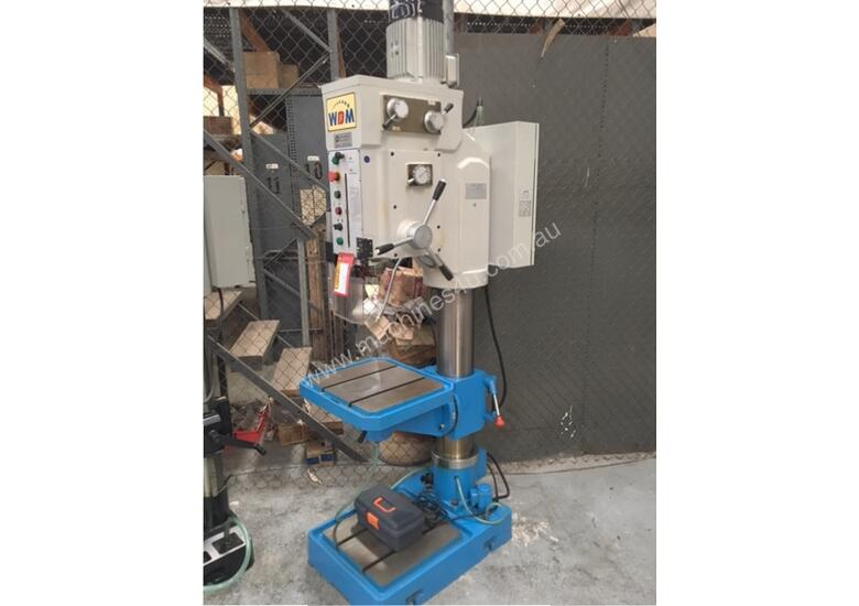ROMAC Z5050A Heavy Duty Geared Head Drill
