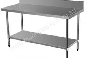 Brayco 1500SP Splash Back Stainless Steel Bench (7
