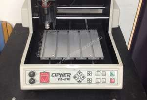 Vision VE810 Rotary Engraver (250x200mm)