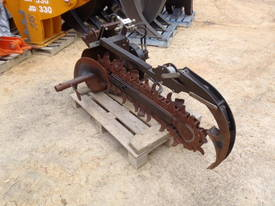 Skidsteer Trencher Attachment Digga  - picture1' - Click to enlarge