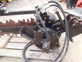 Skidsteer Trencher Attachment Digga  - picture9' - Click to enlarge
