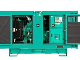 Cummins C110 D5 Generator - picture1' - Click to enlarge