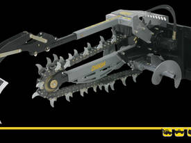 Digga Hydrive Trencher  - picture2' - Click to enlarge