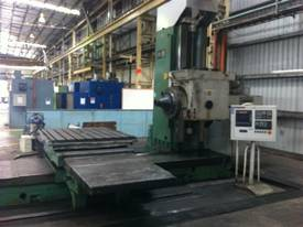 Union BFT-110/7 CNC Horizontal Borer