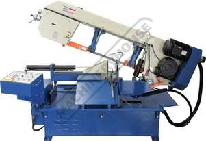 BS-321AS Semi - Automatic Swivel Head-Dual Mitre Metal Cutting Band Saw 510 x 260mm (W x H) Rectangl