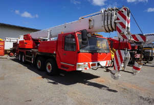 2011 ZOOMLION QY40 MOBILE HYDRAULIC TRUCK CRANE