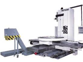 Mitseiki HBM-4 CNC Table Type Horizontal Borer - picture2' - Click to enlarge