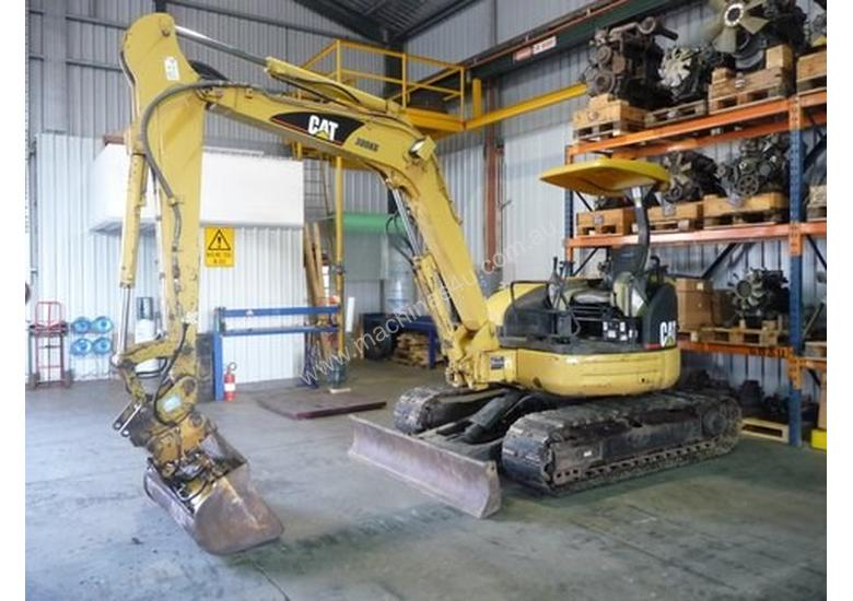 CATERPILLAR 305CR EXCAVATOR *WRECKING*