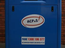 GERMAN ROTARY SCREW - 30hp / 22kW AIR COMPRESSOR - picture3' - Click to enlarge