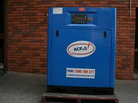GERMAN ROTARY SCREW - 30hp / 22kW AIR COMPRESSOR - picture8' - Click to enlarge