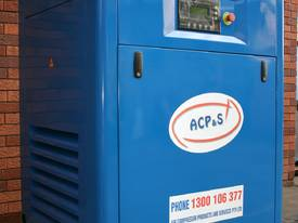 GERMAN ROTARY SCREW - 30hp / 22kW AIR COMPRESSOR - picture0' - Click to enlarge