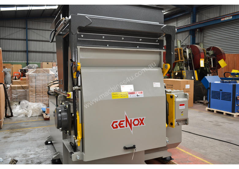 New Genox V1000 Shredder w/Vertical Crammer