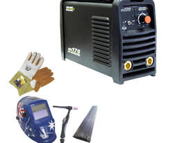 Uni-Mig TIG-Stick 170amp DC Inverter Value Bundle