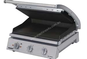Roband Grill Station Smooth Plates GSA815ST