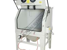 SBC-990 Sandblasting Cabinet Includes Vacuum Filter System - picture0' - Click to enlarge